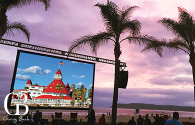HOTEL DEL MOVIES ON THE BEACH