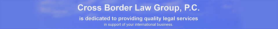 Cross Border Law Group